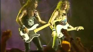 Iron Maiden - Bring your Daughter... to the Slaughter (Raising Hell)