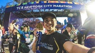 New York Marathon 2018 Race Experience