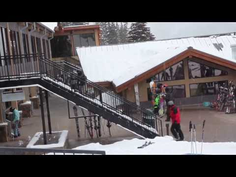 LoveLand Ski Area Colorado