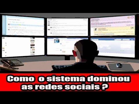 Como o sistema dominou as redes sociais?