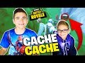 CACHE-CACHE FORTNITE ENTRE FRÈRES - Swan The Voice VS Néo The One
