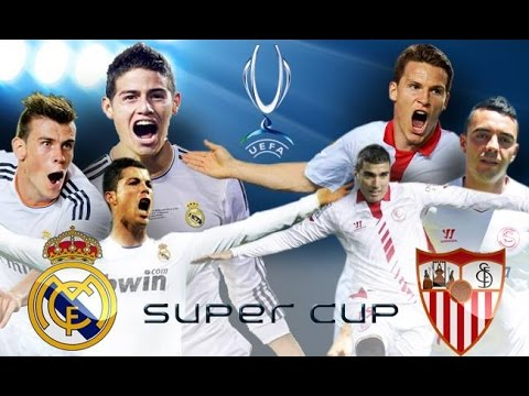 UEFA Super Cup 2016 Real Madrid vs Sevilla Promo HD