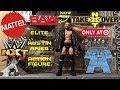 My WWE Figures:Austin Aries Mattel Target Exclusive NXT Takeover Elite Series