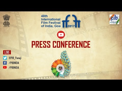 #IFFI2017: Press Conference by team of Canadian Film, Meditation Park