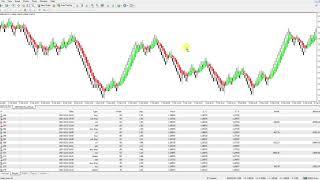 Profesional Forex Trader - Optim Trader Full Auto Expert Advisor Test Run