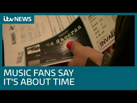 Ticketmaster to shut resale sites | ITV News Mp3