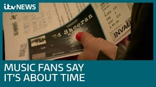 Ticketmaster to shut resale sites | ITV News