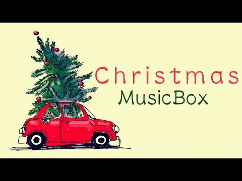 Christmas Songs Music Box - Relaxing Music - Background Music Box Music