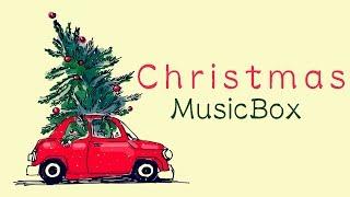 Christmas Songs Music Box - Relaxing Music - Background Music Box Music