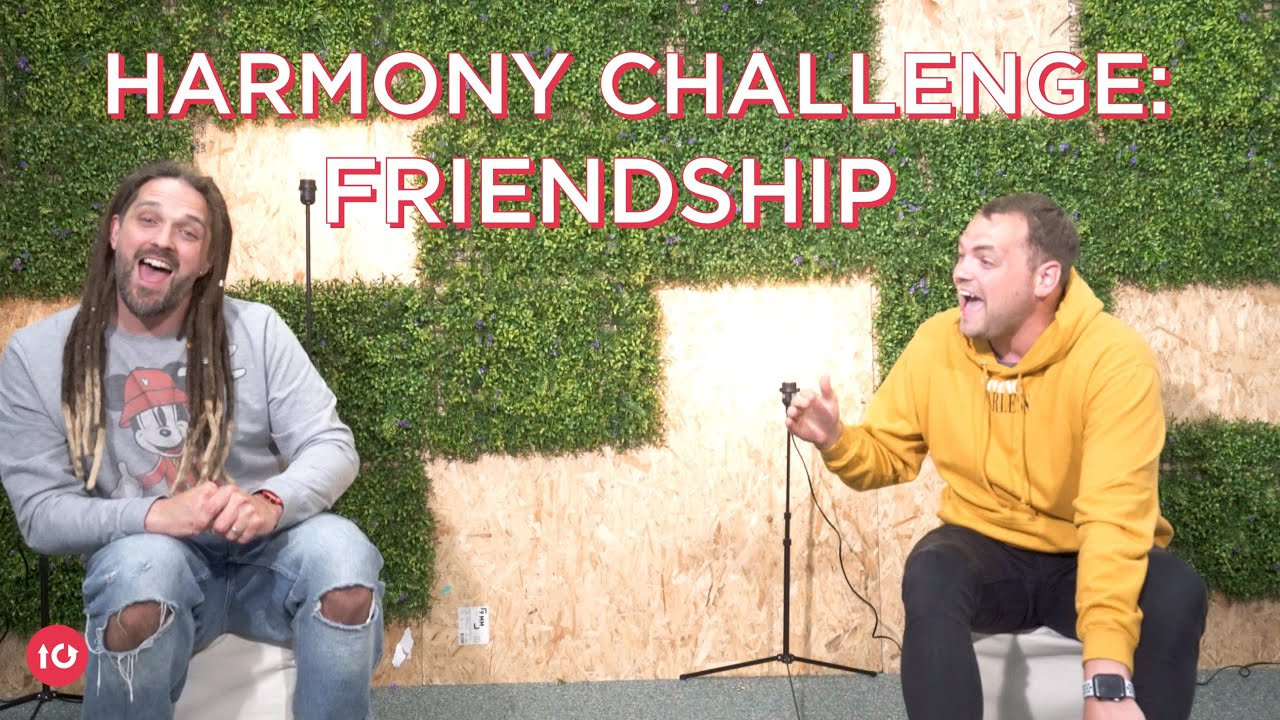 HARMONY CHALLENGE: FRIENDSHIP