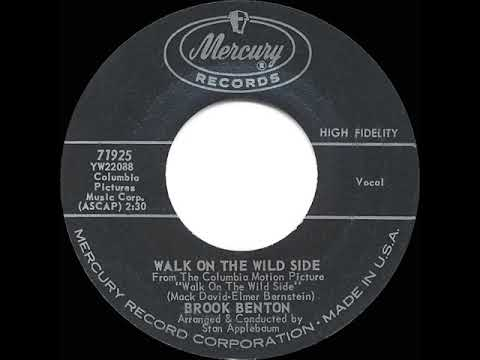 1962 OSCAR-NOMINATED SONG: Walk On The Wild Side - Brook Benton