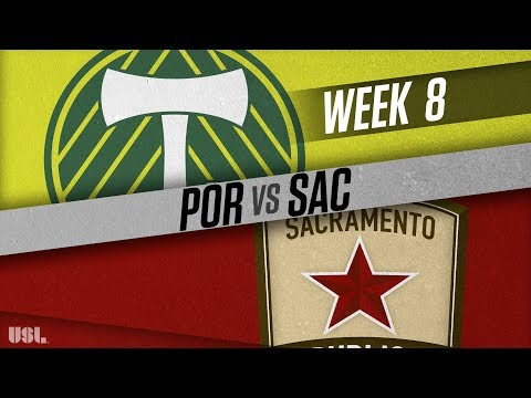 Portland Timbers 2 vs Sacramento Republic FC: May 2, 2018