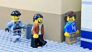 Lego Ninja Go Gangster Attack