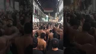 Bazar e Sham | Main Matam e Hussain | 2017
