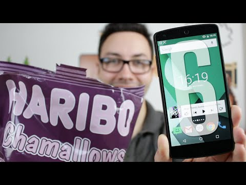 Je m'étouffe avec Android 6 Marshmallow (Nouveautés)