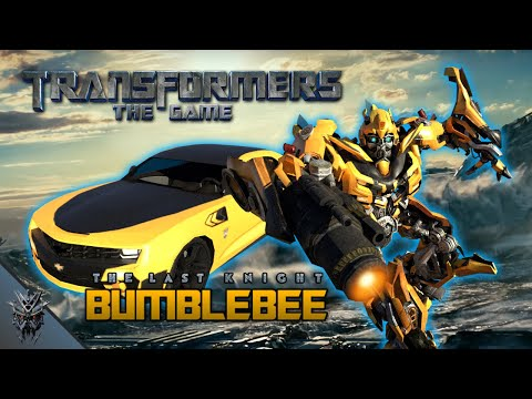 THE LAST KNIGHT BUMBLEBEE | Transformers: The Game Mods