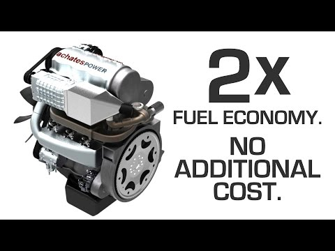 Achates: Twice the Fuel Economy Without the Cost - Autoline Daily Insight