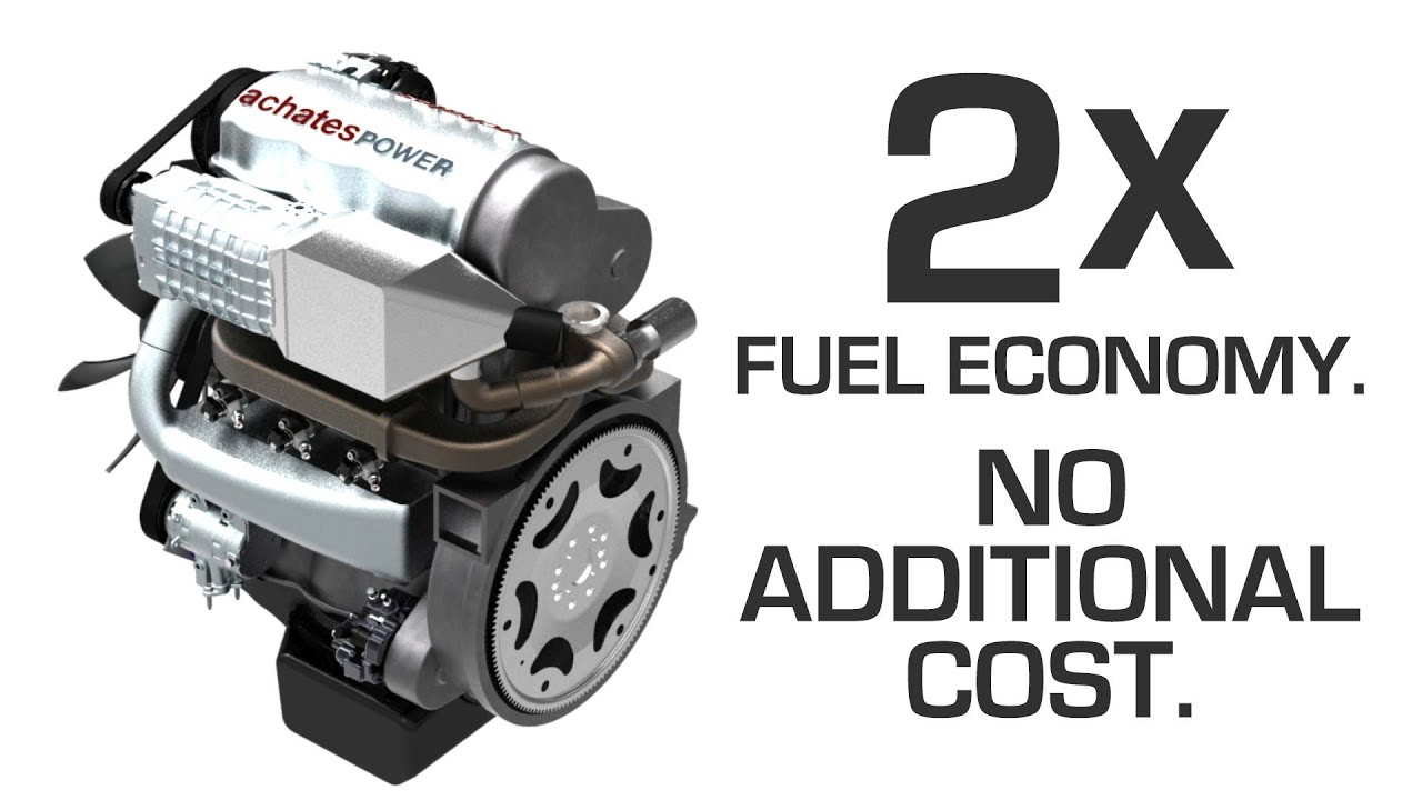 Achates Twice The Fuel Economy Without The Cost Autoline Daily Insight