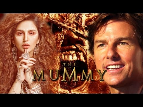 Huma Qureshi Makes Her Hollywood Debut With Tom Cruise In The Mummy Reboot 2017 !!