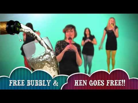 Hen Party Ideas - Pop Star Music Video Experience in Leicester