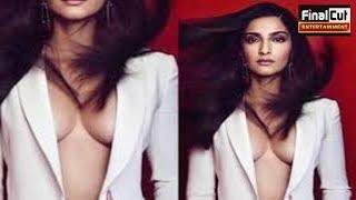 बिना कपड़ों के Viral हुई सोनम की तस्वीरें, लोगों ने कहा....|sonam Kapoor Semi Nud
