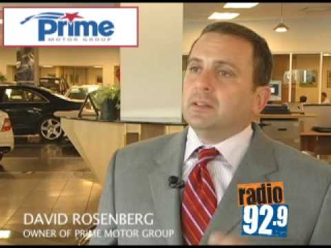 Radio 929 On Demand Car Buying Tips w/ David Rosenberg 3
