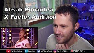 Video Alisah Bonaobra makes the Judges Listen with Beyoncé hit  Auditions Week 4  The X Factor 2017 REACT download MP3, 3GP, MP4, WEBM, AVI, FLV November 2018