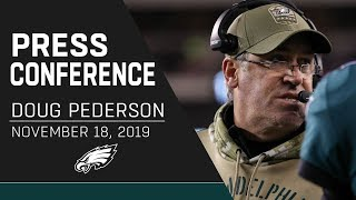Doug Pederson on Offensive Struggles It's on Everybody | Eagles Press Conference