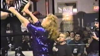Empire Pro Wrestling New England- Lucious Ladies
