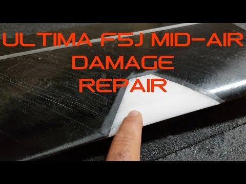 Solid Core Wing Repair