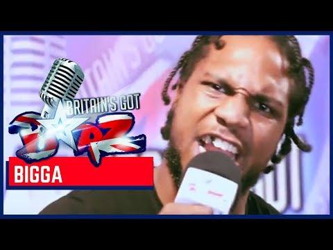 BIGGA | S1 EP11 | Britain's Got Barz Performance