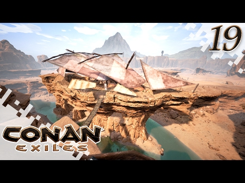 CONAN EXILES - Learning All Religions! - EP19 (Gameplay)