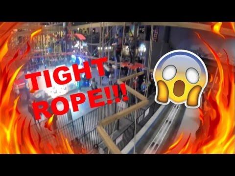 Rock Climbing And Ziplining | GoPro MOMENTS!