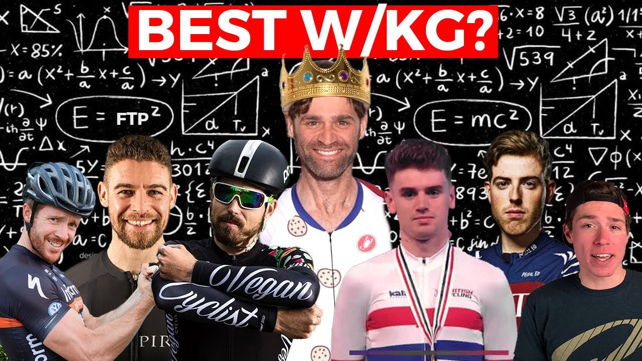 Who's the FITTEST Cycling YouTuber?!