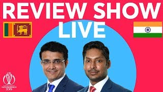 The Review – Sri Lanka v India | ICC Cricket World Cup 2019