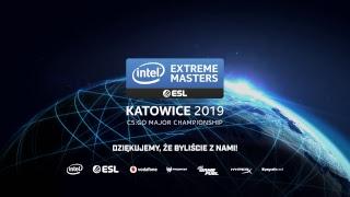 IEM Katowice 2019 CS:GO Major   Dzień 1 -  Challenger Stage - Na żywo