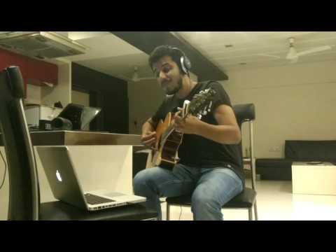 Tere Sang Yaara - FULL SONG | Rustom | Akshay Kumar & Ileana D'cruz | Atif Aslam | - Acoustic Cover