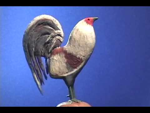 Rooster & Chicken Figurine Decorations For Your Home !