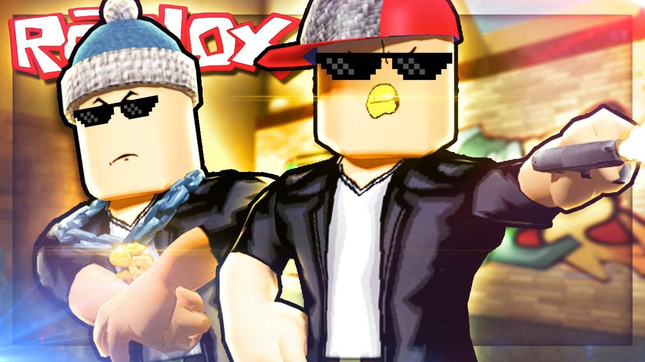 being gangsters in roblox youtube