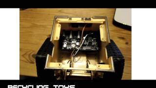 Ms-Robot - Blue Edition intro