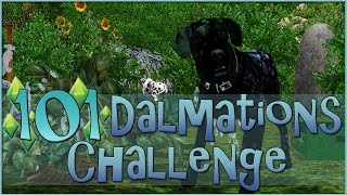 Kid-Rescuing Spring-Cleaning & Garden Puppy Play!    Sims 3: 101 Dalmatians Challenge  - Episode #86