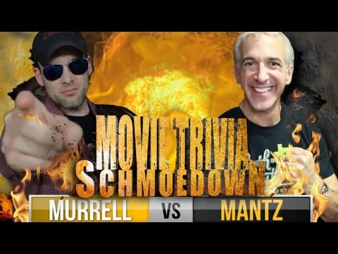 Movie Trivia Schmoedown - Dan Murrell Vs Scott Mantz