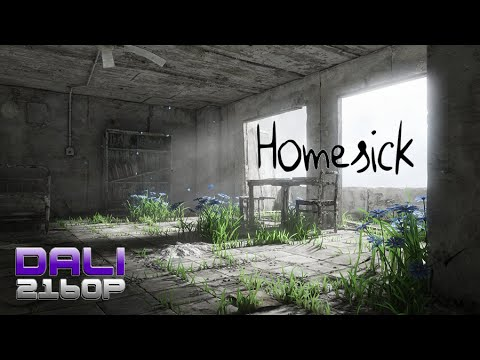 Homesick PC 4K Gameplay 2160p