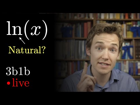 What Makes The Natural Log