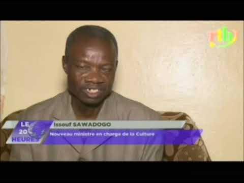 Portrait du nouveau Ministre en charge de la culture du Burkina Faso