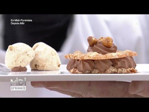 RECETTE : Millefeuille croquant au chocolat