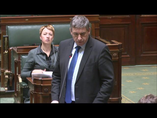 Députée Nawal Ben Hamou - Question d'actualité en séance plénière du 23 mars 2017