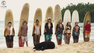 Global Surf מחנה גלישה לנוער בסרילנקה חנוכה 2018