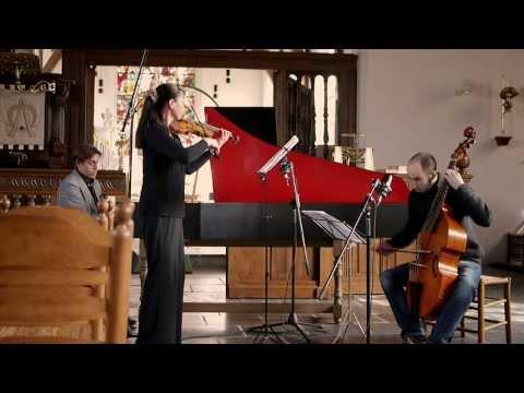 Leclair: Sonata VIII à 3 - Ensemble Fantasticus