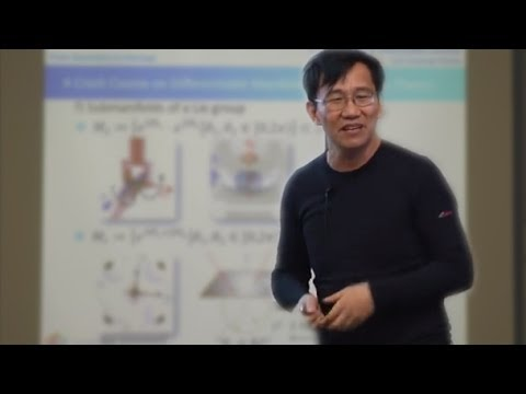 RI Seminar: Zexiang Li : From Geometry to Startups -The Rise of a New Robotics Industry in China